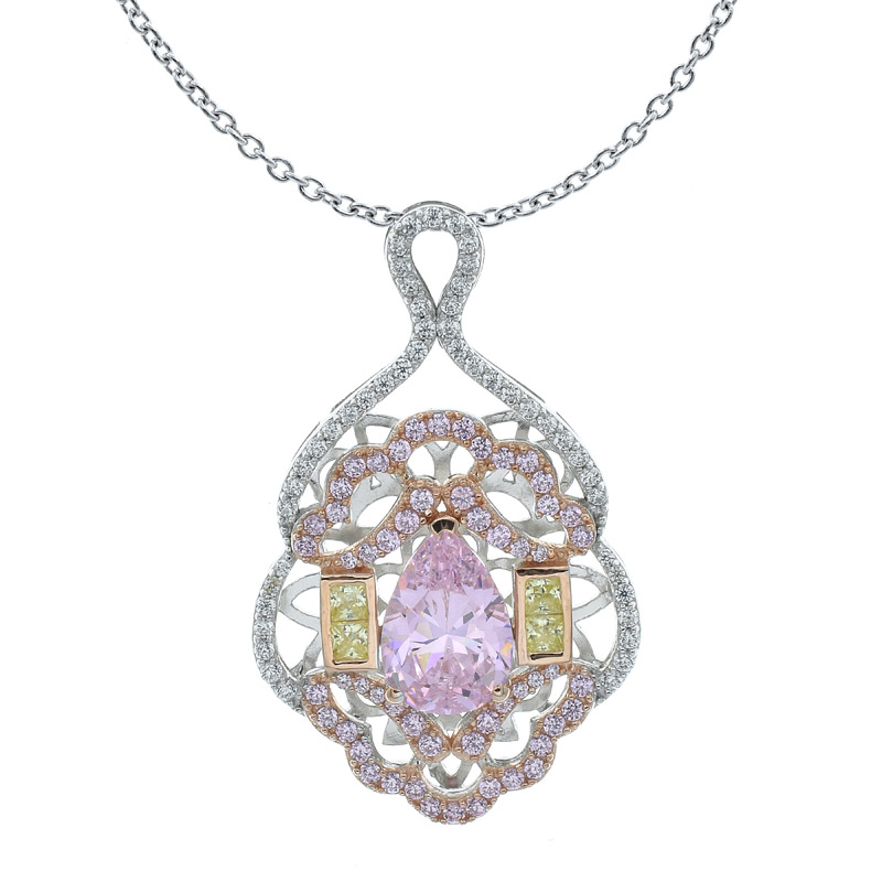 925 Precious Necklace for women