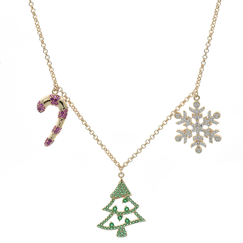 Christmas Women Necklace