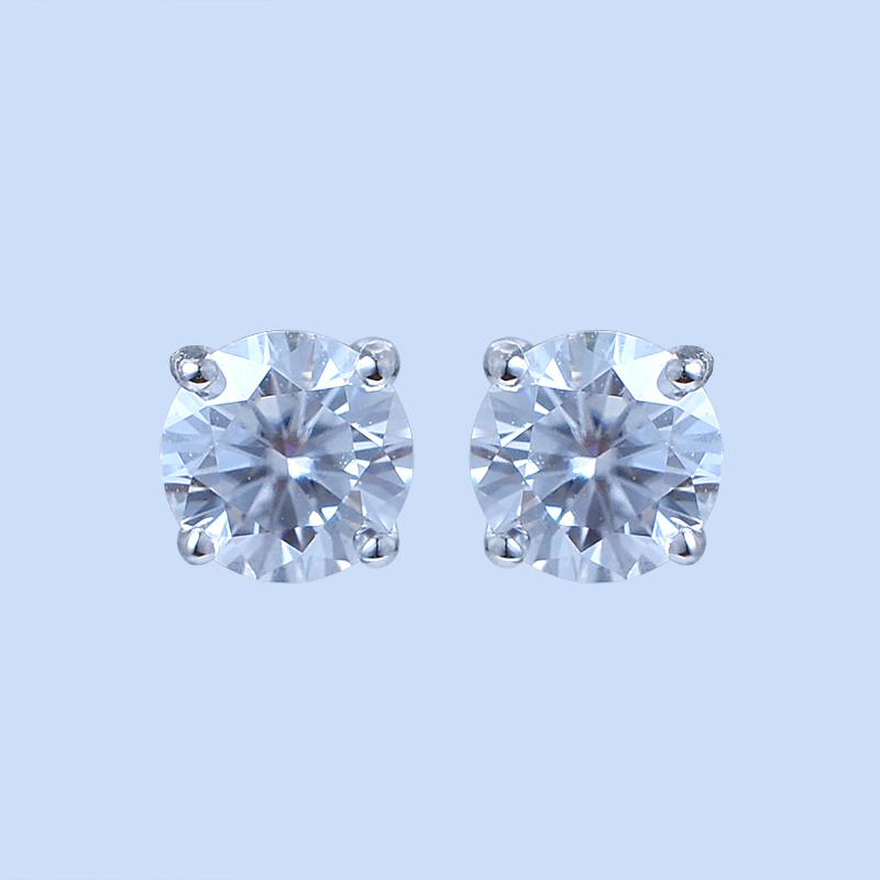 Bridal Diamond Earrings