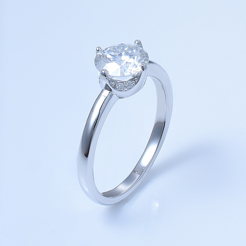 Solitaire Diamond Ring Jewelry