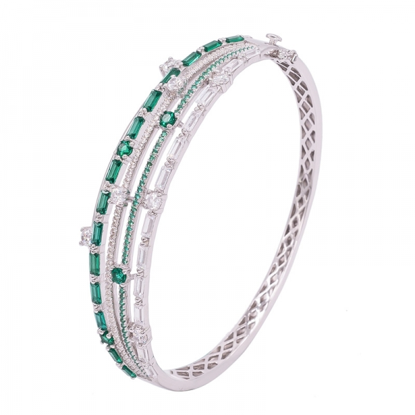 925 Five Strand Sterling Silver Bangle jewelry