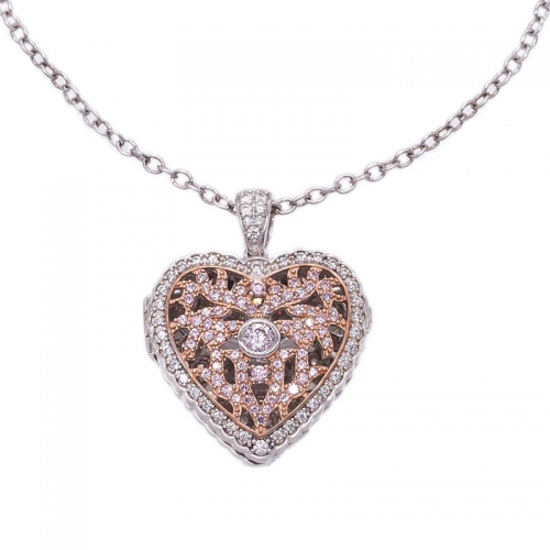 925 Silver pendant Locket
