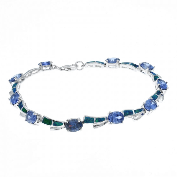 Classic Opal Bracelet Jewelry For Ladies