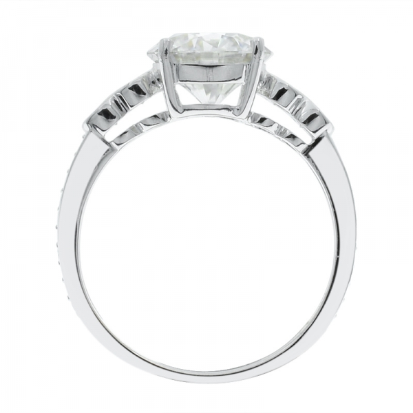 925 Sterling Silver Understated Style Ring