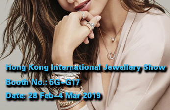 2019 March HongKong Jewelry Fair