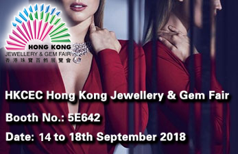 2018 September HongKong Jewelry Fair